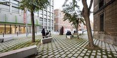 miba, Adrià Goula · Pasqual Maragall Foundation Plaza