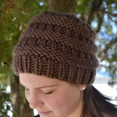b1e7a9090 Embroidered Hat / Bohemian Clothing / Hand Knit Hat / Slouchy Beanie ...