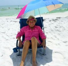 Get A Clamp On Umbrella To Fit Onto Just About Any Beach Chair Instant Shade
