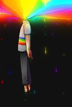 lost in rainbow