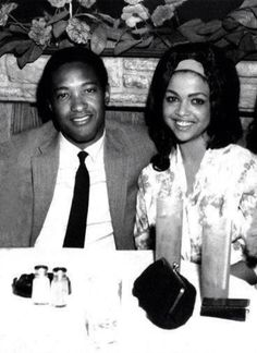 Sam Cooke and Tammi Terrell.