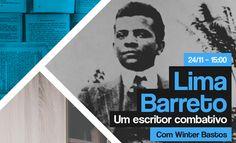 MAPA DA CULTURA: RJ: Lima Barreto é tema de evento literário no Jardim Icaraí, em Niterói (24/11)