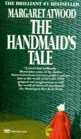 The handmaid's tale by Margaret Atwood [Publisher Info: 1st Ballantine books ed.] #BannedBooksWeek