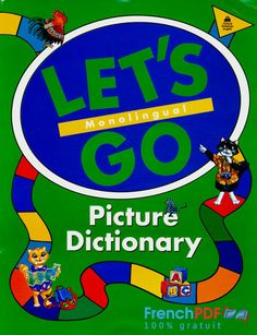 Let's Go Picture Dicitonary Monolingual pdf for free #pdf #ebook #books #picture #dictionary #children
