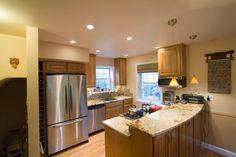 Small Minimalist Kitchen Design Ideas