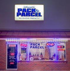 Full Window and Sign Night Photo! Store Windows, Night Photos, Packing, Sign, Display Cases, Bag Packaging, Signs, Board, Shop Windows