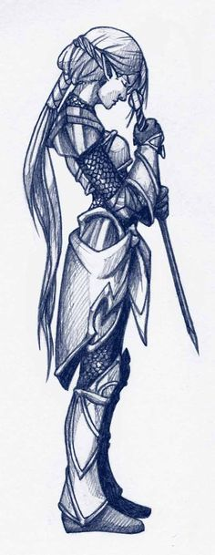 Elven Armor by Lani-Raevan female elf ranger archer wood wild armor clothes clothing fashion player character npc | Create your own roleplaying game material w/ RPG Bard: www.rpgbard.com | Writing inspiration for Dungeons and Dragons DND D&D Pathfinder PFRPG Warhammer 40k Star Wars Shadowrun Call of Cthulhu Lord of the Rings LoTR + d20 fantasy science fiction scifi horror design | Not Trusty Sword art: click artwork for source