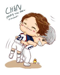 chen chanyeol chibi