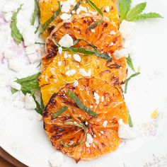 New on Delish Dish: A Broiled Citrus Salad from Erin Gleeson! Read how it's made here: http://www.bhg.com/blogs/delish-dish/2013/04/25/lets-party-broiled-citrus-salad/