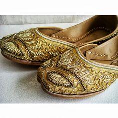 Bridal Shoes/Wedding Shoes/Bridal Ballet Flats/Wedding Flats/Sequins Flats/Gold Flats/Sequins Bridal Ballet Flats on Etsy, $37.50