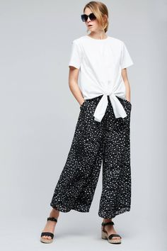 4ee0839ccf3e Constellation Wide-Leg Trousers