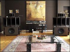 Рупорные акустические системы Рупорные акустические системы #266