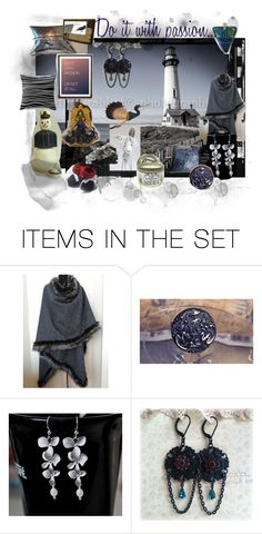 """Do it with Passion..."" by mariannemerceria ❤ liked on Polyvore featuring art and integrityTT"