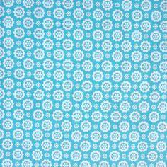 Lecien - Flower Sugar - Daisy - Blue