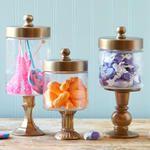 Make Lidded Apothecary Jars