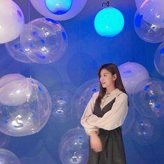 Nayeon Bias Wrecker South Korean Girls, Korean Girl Groups, Oh Hayoung, Pink Panda, Eun Ji, Kpop, Bias Wrecker, Nayeon, Girl Crushes