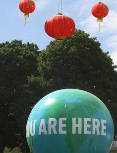 Maailma kylässä - vuosittainen festivaali