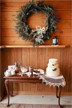 winter wedding, the hot chocolate bar is TOO cute! Wedding Sweets, Fall Wedding Cakes, Fall Wedding Colors, Wedding Shoot, Wedding Themes, Wedding Decorations, Wedding Dress, Winter Desserts, Christmas Desserts