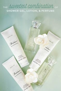 Check out the new Forever Diamonds™ Eau De Parfum, and Limited-Edition† Forever Diamonds™ Shower Gel and Forever Diamonds™ Body Lotion. www.marykay.com/ondrealdavis