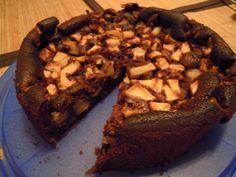 Apfel-Schoko-Kuchen