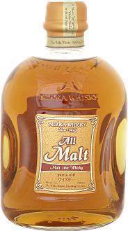 Nikka All Malt 0,7 l - Japanischer Whisky