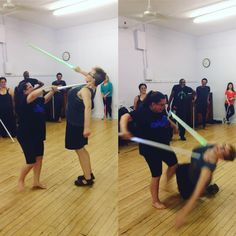 "New York Jedi on Instagram: """"It's okay, I probably deserved it"" - from the fallen #Jedi during our #lightsaber #gauntlet #practice #Sith #sithlife #NewYorkJedi #stagecombat #starwars #starwarsfan"""