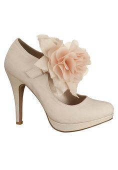 Lexie Pump, from Maurices...super cute, but over the top?