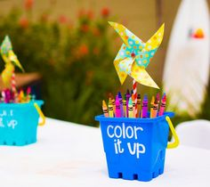 Totally Cool Backyard Beach Bash {First Birthday} // Hostess with the Mostess®