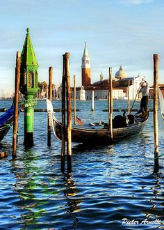 Postcards from Venice @Sogno Italiano