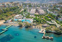 Golden Age Bodrum Hotel - Bu tesis plaja 2 dakikalık yürüme mesafesinde. Yalıkavak Koyu kıyısında yer alan bu otelin özel plaj alanı, açık-kapalı yüzme havuzları vardır. Tesiste Türk hamamı ile spa merkezi ve ortak alanlarda ücretsiz WiFi sunulur. Golden Age Bodrum …