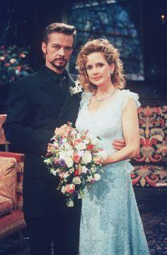 Bobbie Spencer and Stefan Cassadine General Hospital #wedding #GH