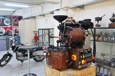 #pražírna #kávy #coffee #roaster TKM SX 1 Cafemino