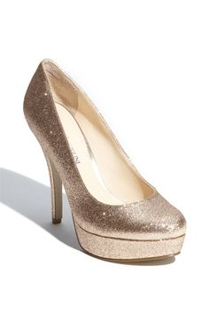 Not sure exactly why, but I've really been wanting a pair of outrageously sparkly shoes recently. It is what it is.
