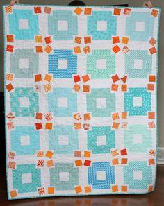 Jumble Quilt Pattern