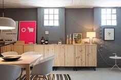 ikea 39 ivar 39 cabinets frukallmer einrichtung handwerk pinterest k chenschr nke ps und. Black Bedroom Furniture Sets. Home Design Ideas