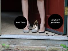 The Secrets My High Heels Are Hiding, tips for making heels more bearable to wear.