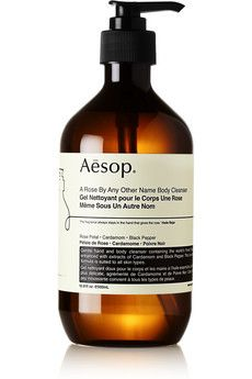 Aesop A Rose By Any Other Name Body Cleanser, 500ml | NET-A-PORTER