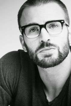 Read You're Beautiful from the story Chris Evans Imagines by Bubblelollypop with reads. It was right after Chris proposed to y. Chris Evans Tumblr, Fotografia Tutorial, Moda Blog, Cool Hairstyles For Men, Men Eyeglasses, Chris Evans Captain America, Mens Glasses, Glasses Style, Men's Grooming
