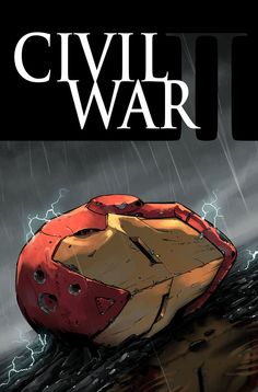 Civil War II #8 Cover Textless
