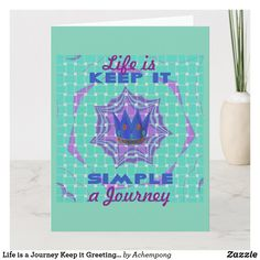 Create Your Own Card, Create Yourself, Life Is A Journey, Motivational Words, Plant Design, Custom Greeting Cards, First Christmas, Thoughtful Gifts, Cute Art
