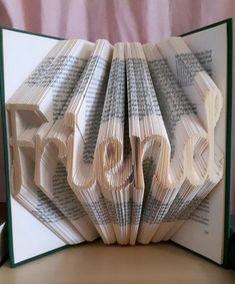 Friend Book Folding Pattern (PATTERN ONLY)