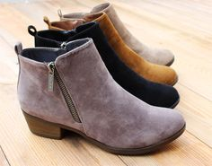 Adorable Booties | 2 Styles