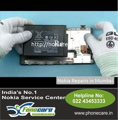 Right here comes India's first organised chain of service centers for Nokia Cellular phone  Repair service center in and all accross Mumbai. Give us a call on 73024 48448