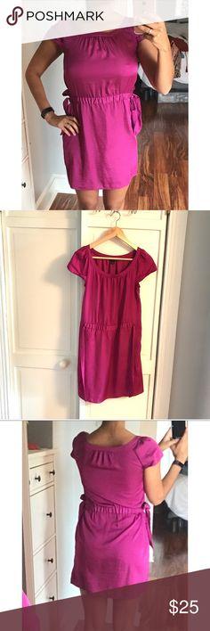 Fuchsia dress Fuchsia dress Banana Republic Dresses Mini