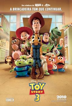 Toy Story TOY 3