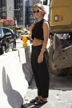 New York Fashion Week Street Style – Spring/Summer 2014 (Vogue.com UK)