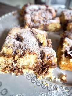 Galet god kanelkaka i långpanna – Niiinis Kitchenlife Swedish Recipes, Sweet Recipes, No Bake Desserts, Dessert Recipes, Bagan, Gluten Free Baking, Food Cakes, Love Food, Cookie Recipes