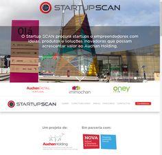 Auchan lança plataforma de contacto com startups e empreendedorismo