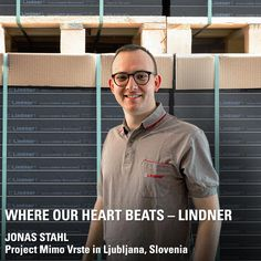 Jonas Stahl has been with Lindner for 5 years. He completed his apprenticeship as an Industrial Business Management Assistant with us and is now a Sales Manager working in international product supply of Eastern Europe. His most exciting project recently was the equipment a shop of the retailer Mimo Vrste with our raised floor system: 1,500 m² of it had to be delivered and installed within a single month! Assistant Manager, Business Management, Eastern Europe, In A Heartbeat, 5 Years, Beats, Industrial, Floor, Shop