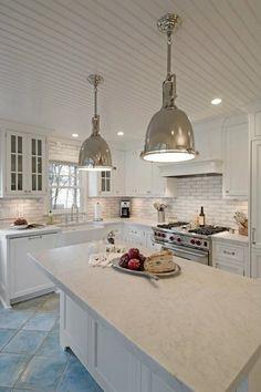 kitchen island, l-shaped kitchen